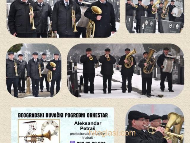 TRUBAČI ŠABAC fanfare pogrebi sahrane - 5/5