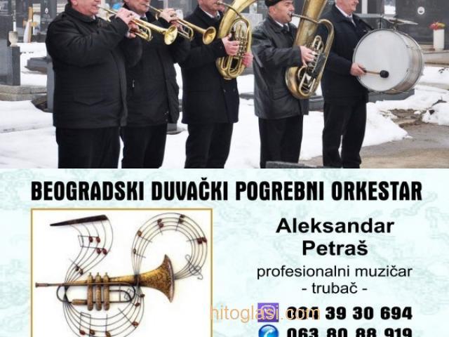 TRUBAČI ŠABAC fanfare pogrebi sahrane - 4/5