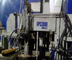 Prodajem masinu za proizvodnju vibropresovanih behaton ploca, ivicnjaka, kanalica - Slika 3