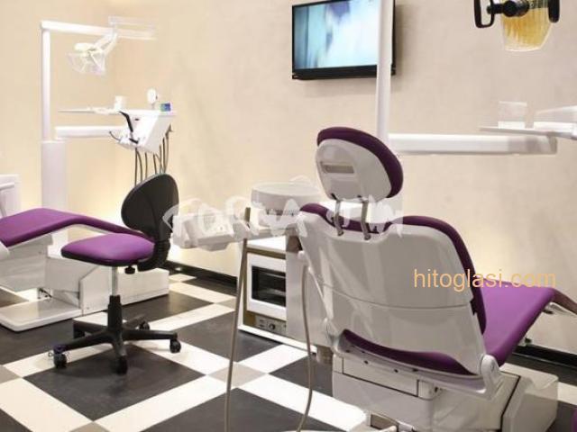 Opremljena stomatološka ordinacija, Tašmajdan - 1