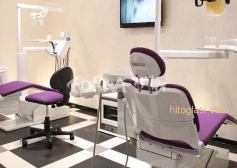 Opremljena stomatološka ordinacija, Tašmajdan