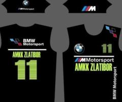 Digitalna stampa majica Borca