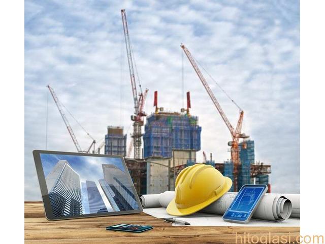 Potreban Inžinjer građevinarstva - 1