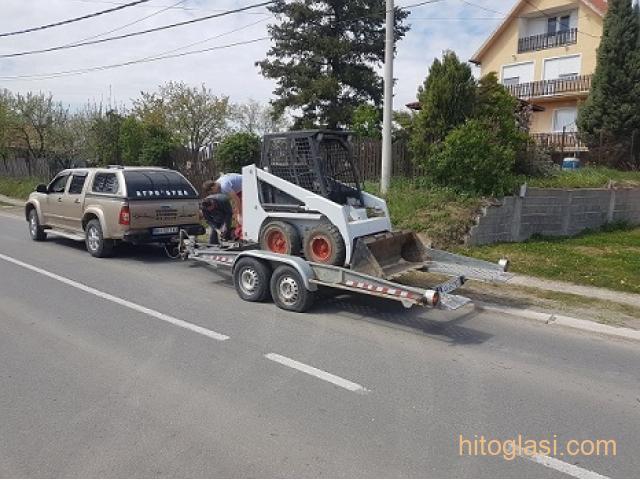 Na prodaju bobcat - 4