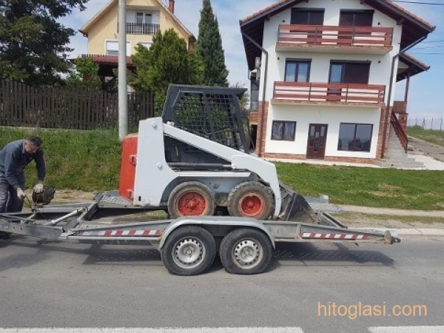 Na prodaju bobcat - 1
