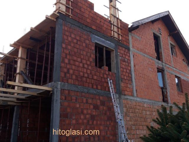 Zidanje objekata i betonaža - 11