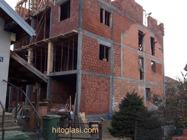 Zidanje objekata i betonaža - 10