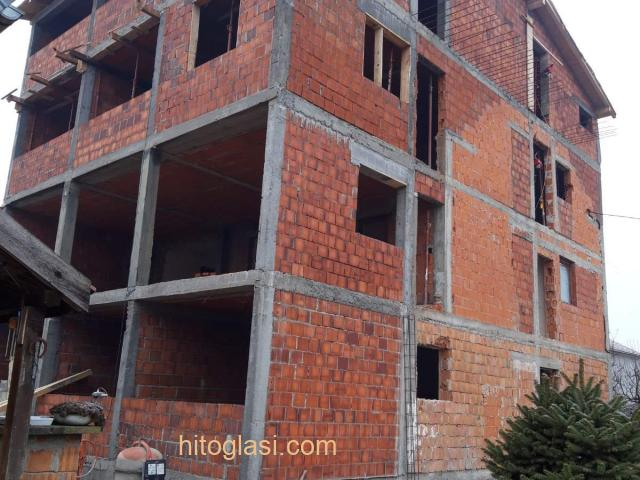 Zidanje objekata i betonaža - 9