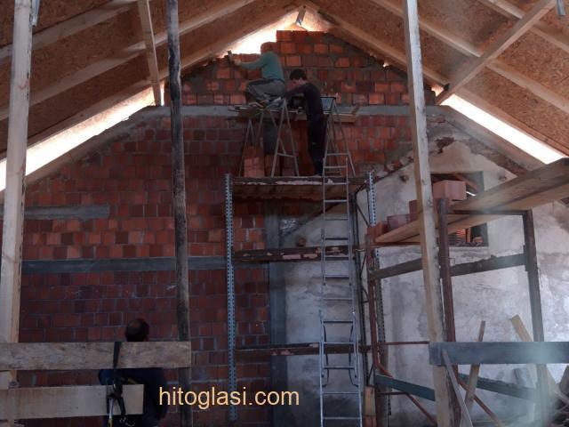 Zidanje objekata i betonaža - 8