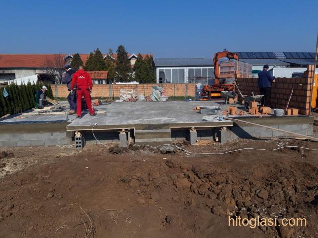 Zidanje objekata i betonaža - 6