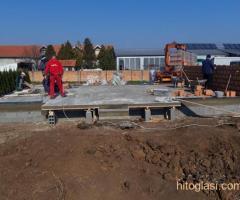 Zidanje objekata i betonaža - Slika 6