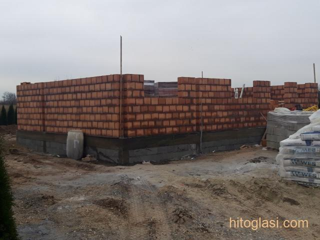 Zidanje objekata i betonaža - 5